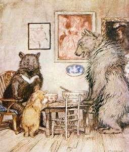 Trije medvedi