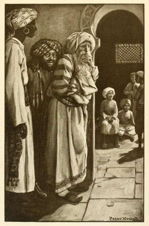 trgovec-iz-bagdada-arabska
