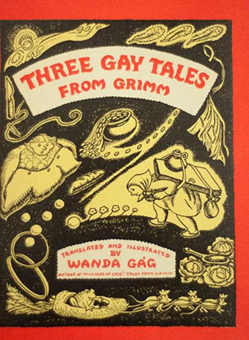 naslovnica-treh-veselih-pravljic-bratov-grimm-wanda-gag