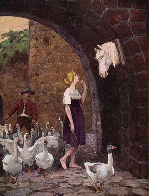 franz-muller-munster-gosja-pastirica-in-konj