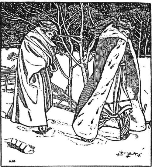 arthur-joseph-gaskin-slika-dobri-kralj-venceslav