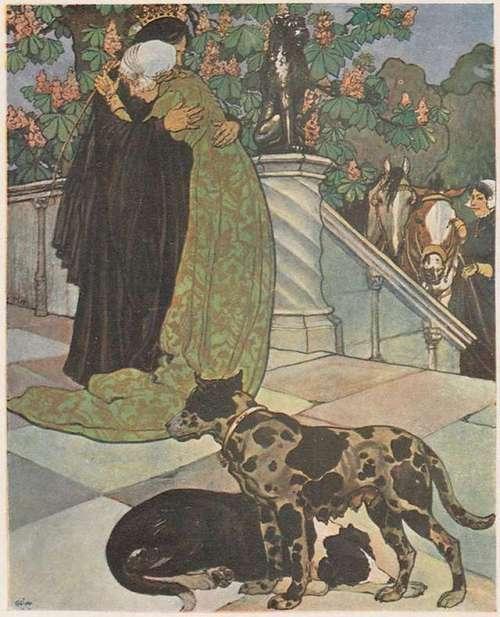 gosja-pastirica-ilustracija
