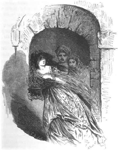Rešitev Fatime, ilustracija Carla Offterdingerja