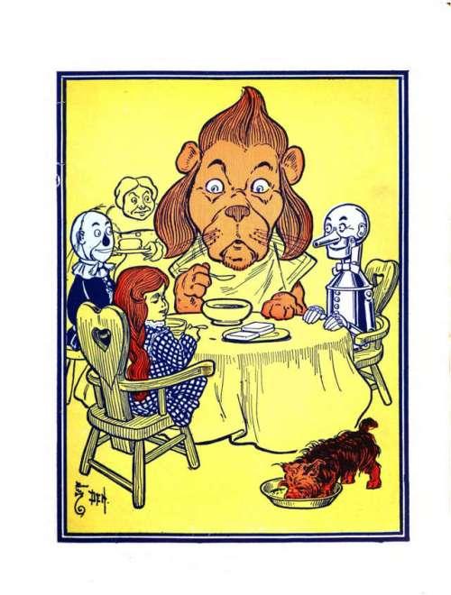 carovnik-iz-oza-doroteja-strasilo-plocevinko-lev-pri-mizi