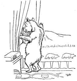 trije-medvedi-odkrijejo-vsiljivca-v-postelji