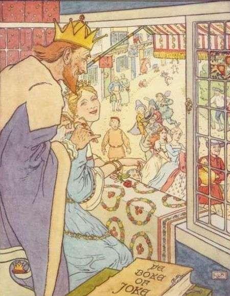 zlata-goska-kralj-in-princesa